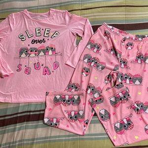 NWOT! Girls Pajamas.